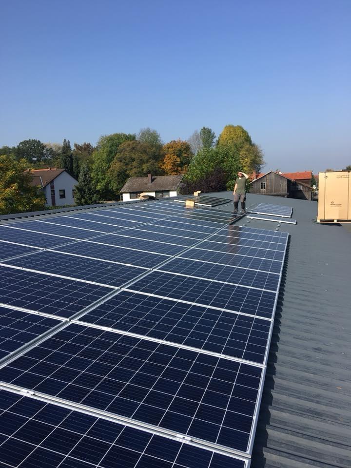 Solarstromanlage Stadtallendorf