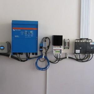 Inselsystem 1,6 kWp Tansania/Iringa mit Fernüberwachung